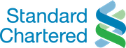 Standard Chartered Bank logo.