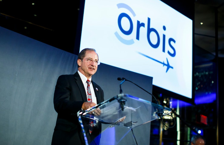 Bob Ranck, President and CEO of Orbis.