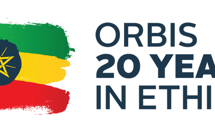 20 years in Ethiopia logo