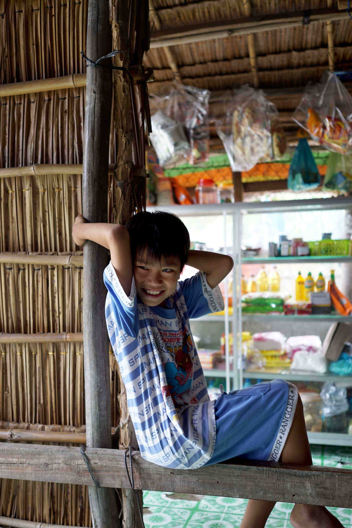 Orbis Monthly Appeal: Many more children in Vietnam like Dai need help to see
