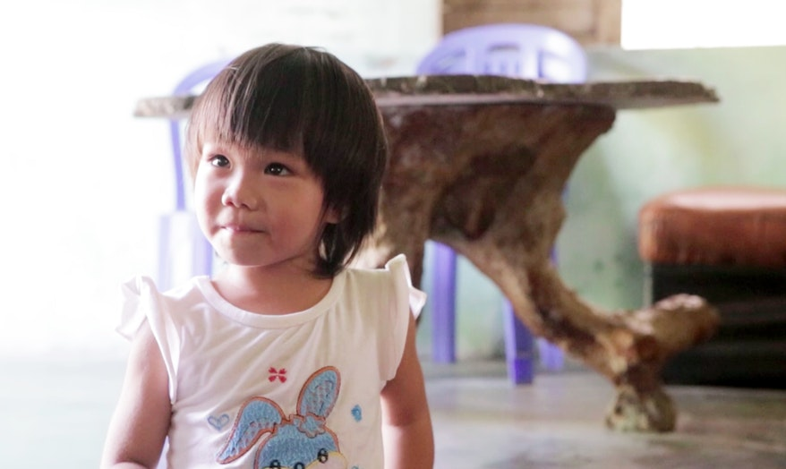 Year-end Orbis Appeal: Ly can see well again after vision restoring strabismus surgery
