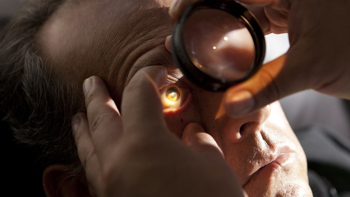 Diabetic retinopathy prevalence: 1 in 3 people living with diabetes will develop the eye condition