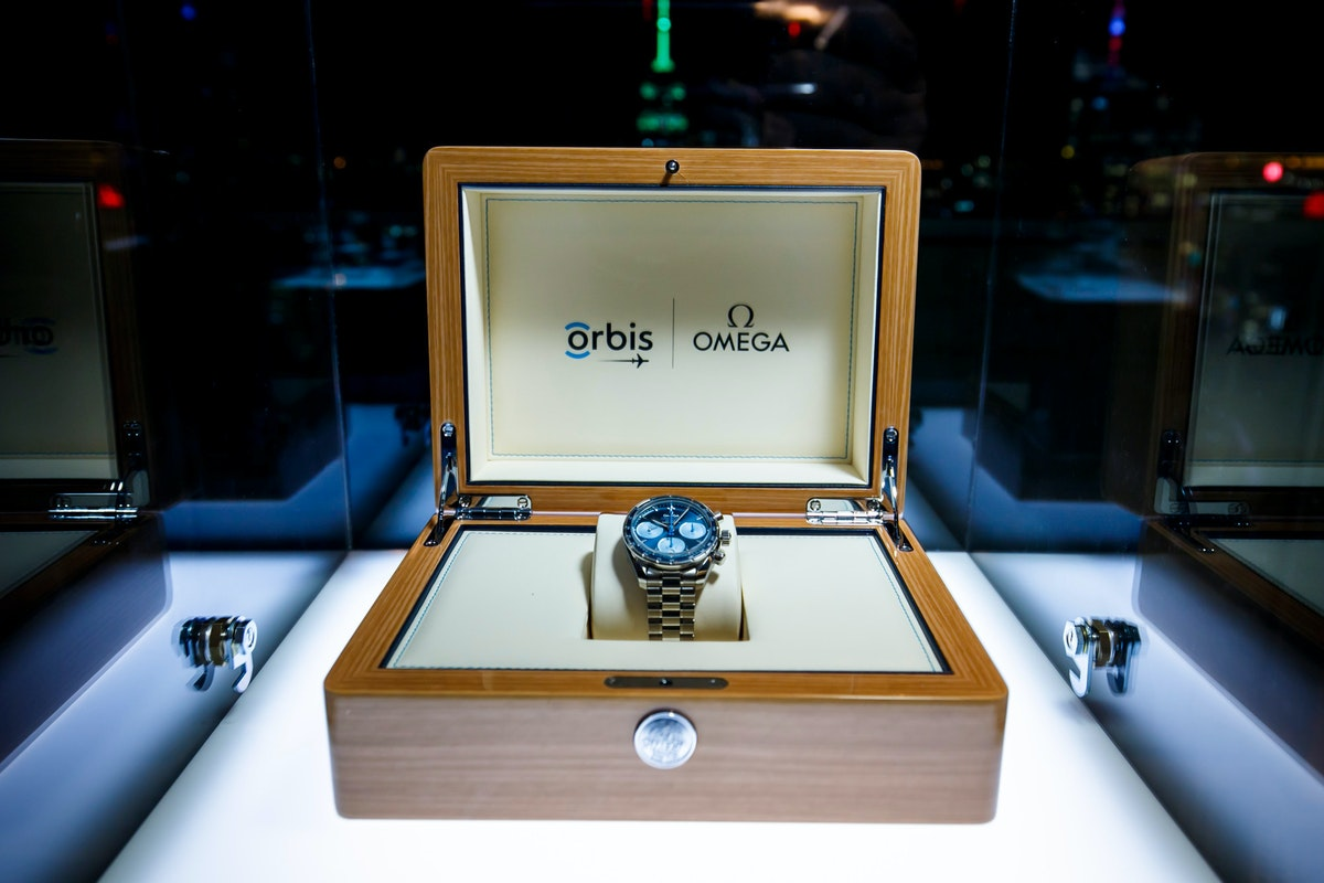 Orbis Omega watch.