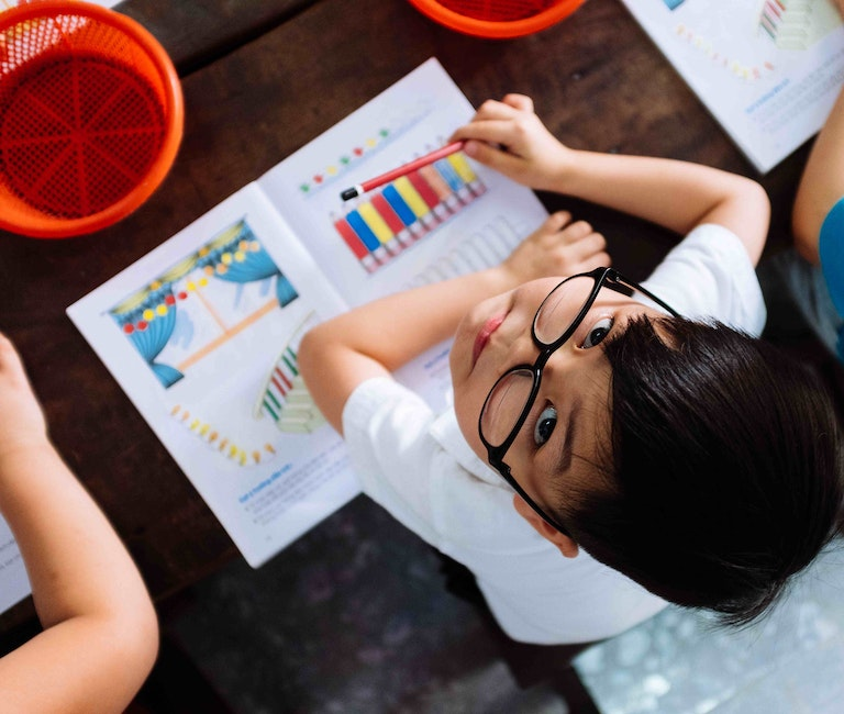 Vietnamese school boy Tam can see again after Orbis supporters kindly funded his bilateral cataracts surgery